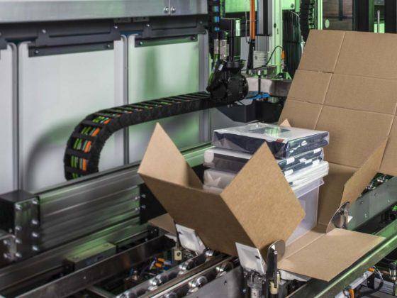 CVP-500 Automated Packaging Solution