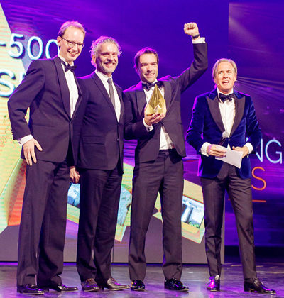 Dutch Packaging Award Bas en Hedde