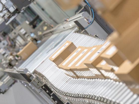 Duurzaam verpakken | CVP-500