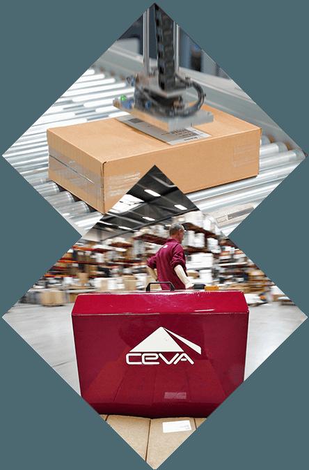 CVP-500 van Quadient bij CEVA