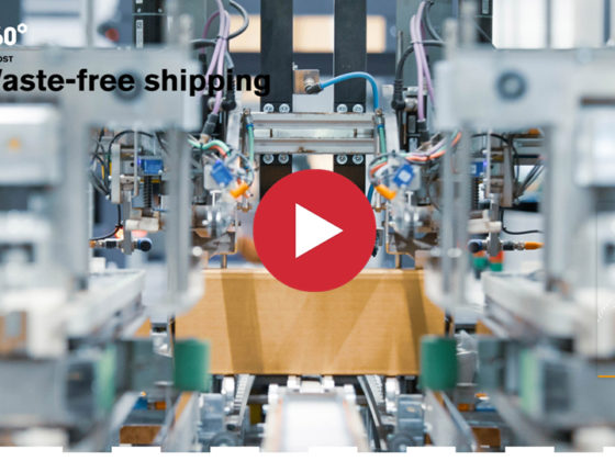 KTR Waste-free shipping with CVP Automated Packaging Solution