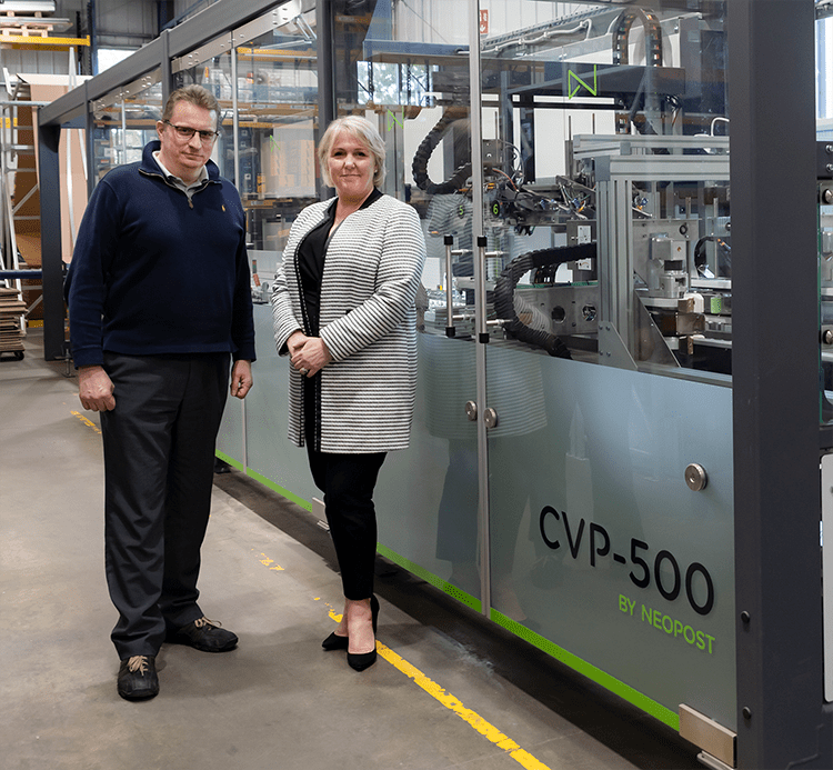 Powertool World drives packaging performance with Quadient's CVP-500