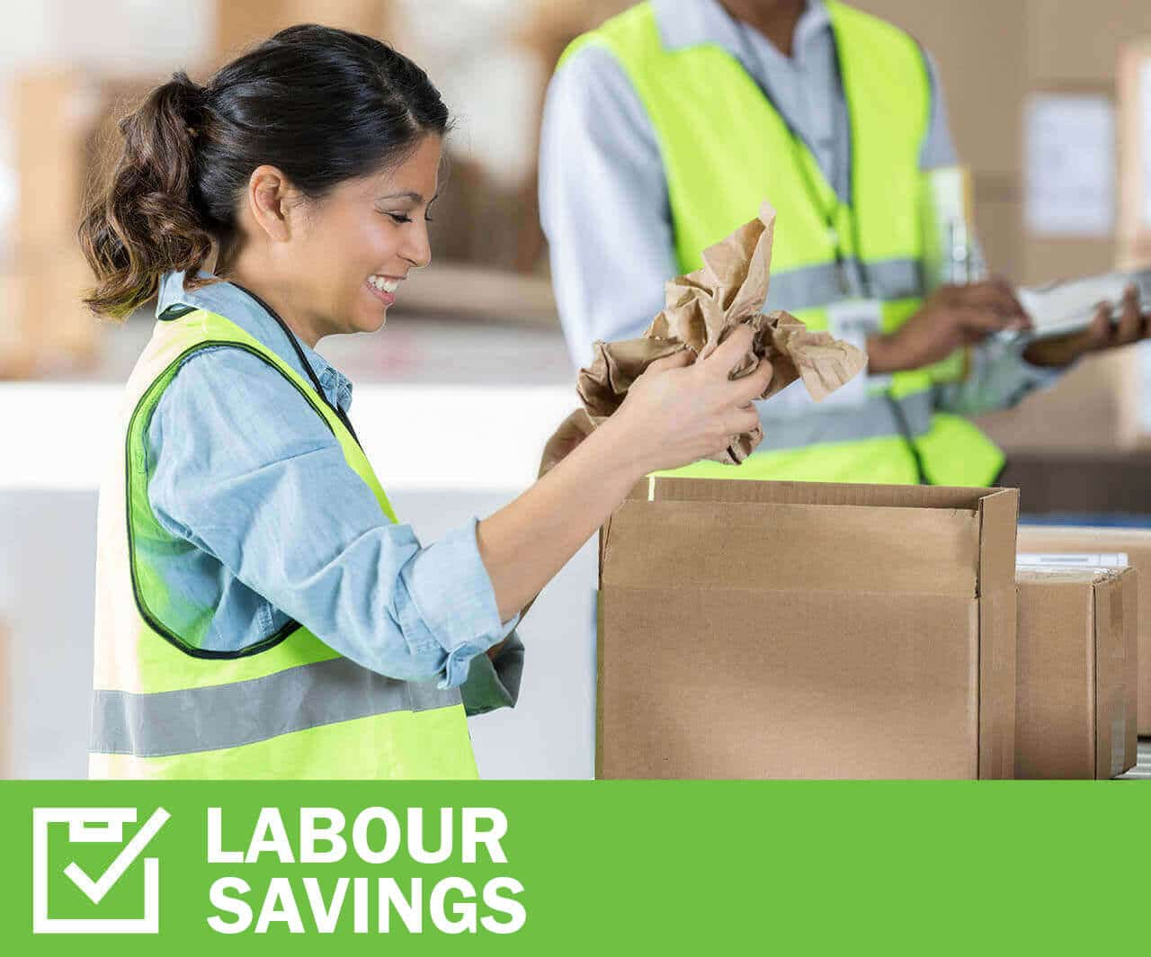 LABOUR SAVINGS