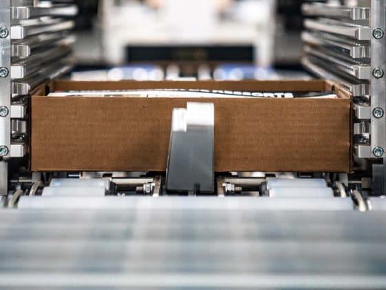 CVP Everest nieuwste generatie 3D verpakkingsmachine