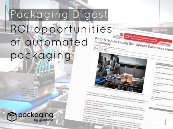 ROI opportunities of automated packaging
