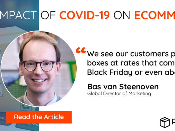 Automated packaging helps e-comerce in their COVID-19 challenges