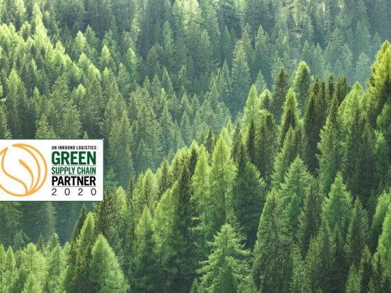 Green Supply Chain Partner 2020 Inbou