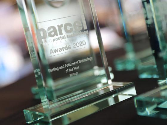 2020 Parcel and Postal Technology International Award Sparck
