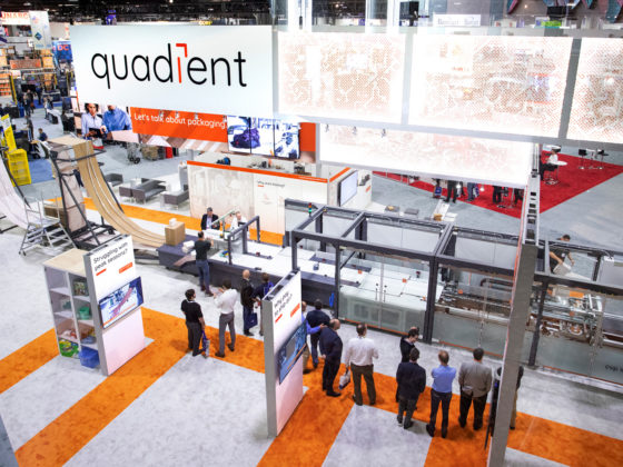 Packaging by Quadient at Modex 2020