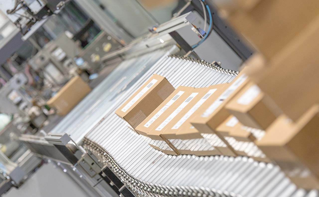 Packaging by Quadient - Smart Auto-Boxing to Reduce Labor Costs
