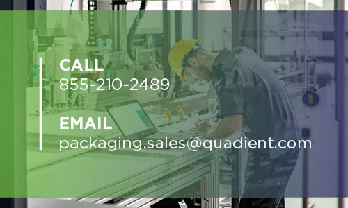 Contact Packaging by Quadient