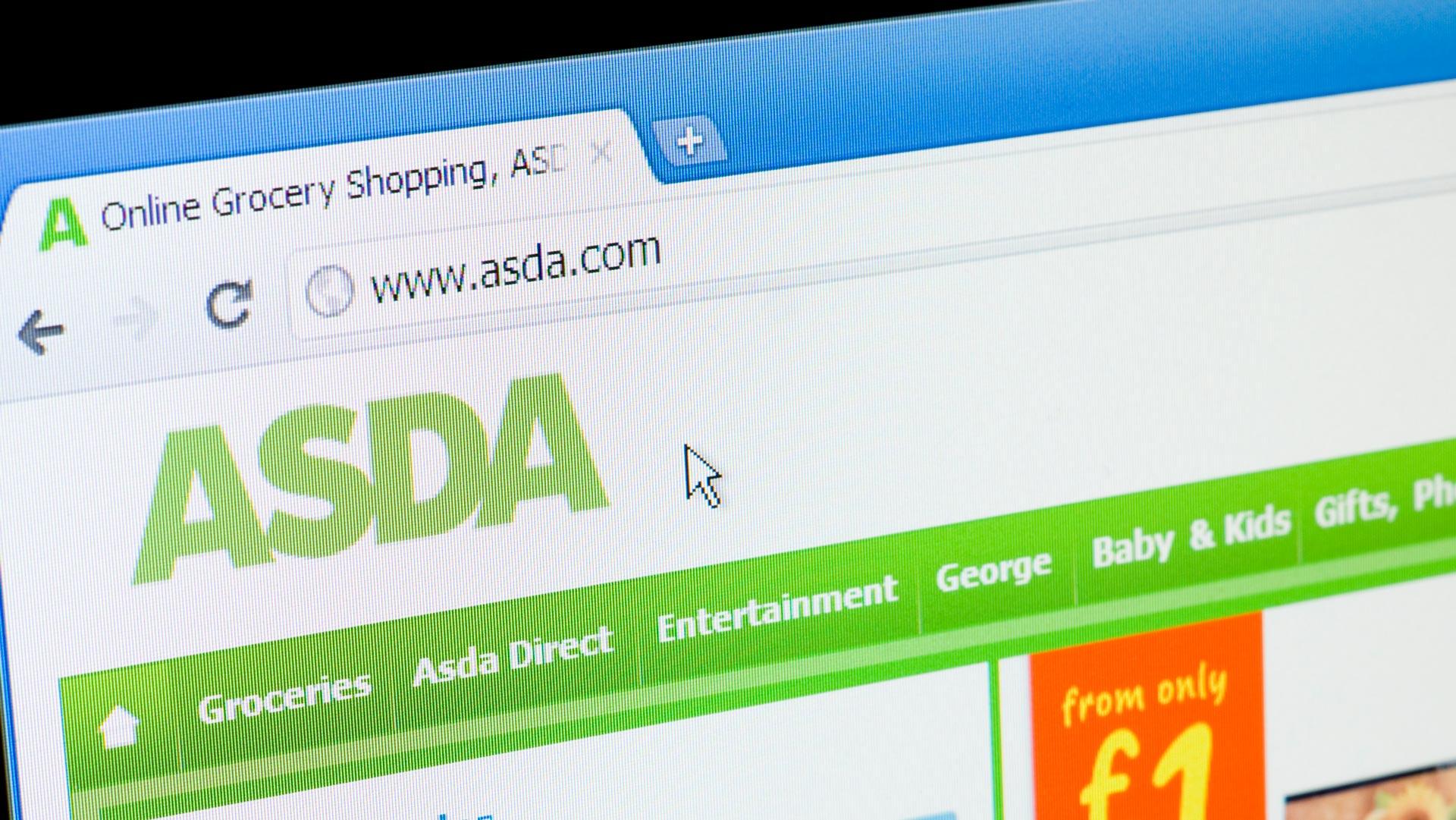 ASDA Website