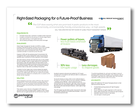 Global Freight Case Study